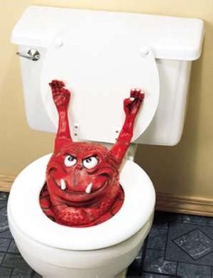 Monster Poo