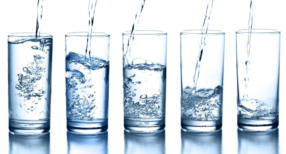 Water, Water, and More Water…